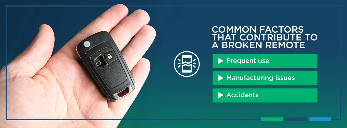 Common Factors that Contribute to a Broken Remote: Frequent Use, Manufacturing issues, and Accidents