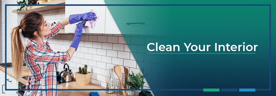 Clean Your Home's Interior