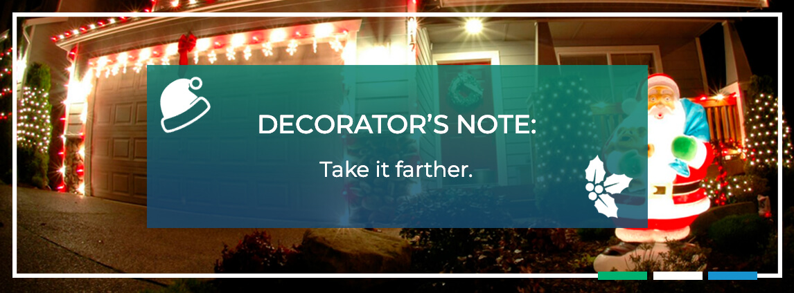 decorator's note: take it further