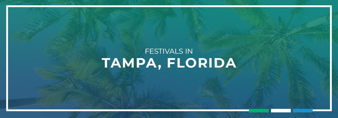 Festivals in Tampa, Florida